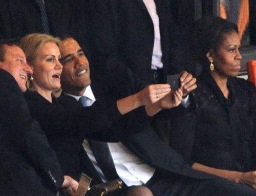 Selfies by Statesmen