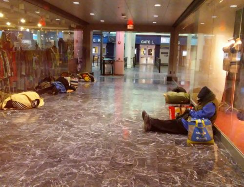 Disastrous Homelessness Policy Makes Us All Crazy
