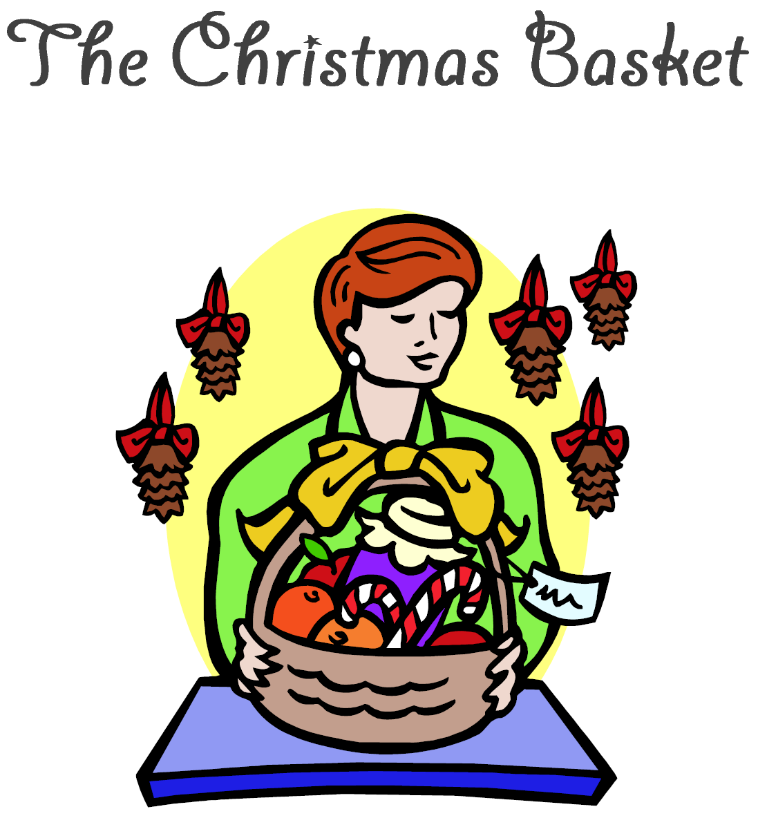 The Christmas Basket (A conversation starter for your post-holiday hangover)