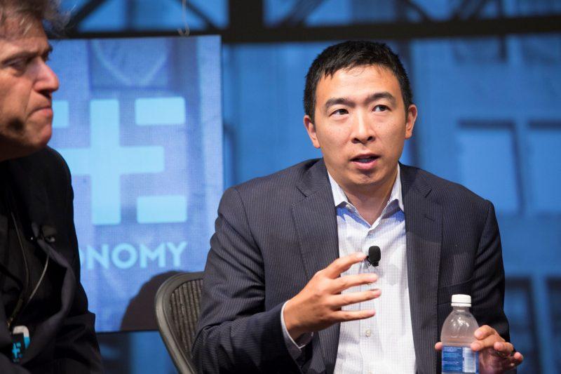 Yang speaks at Tachonomy Detroit